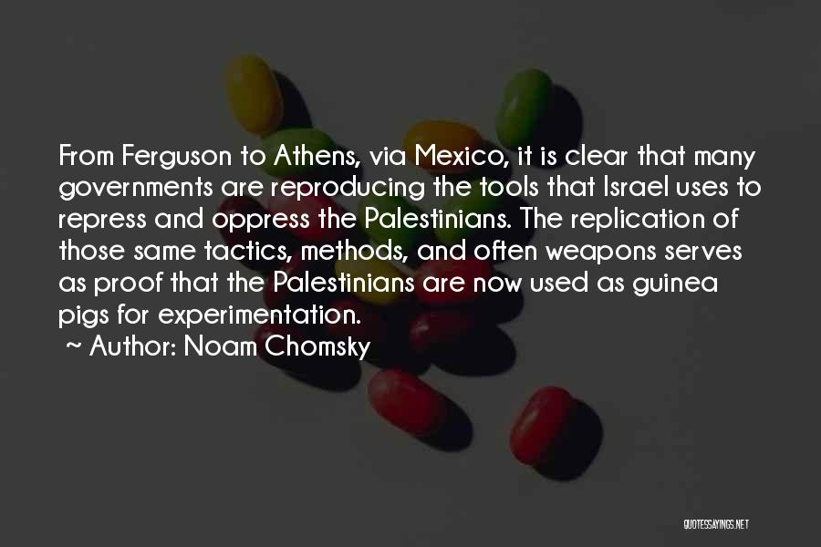 Guinea Quotes By Noam Chomsky