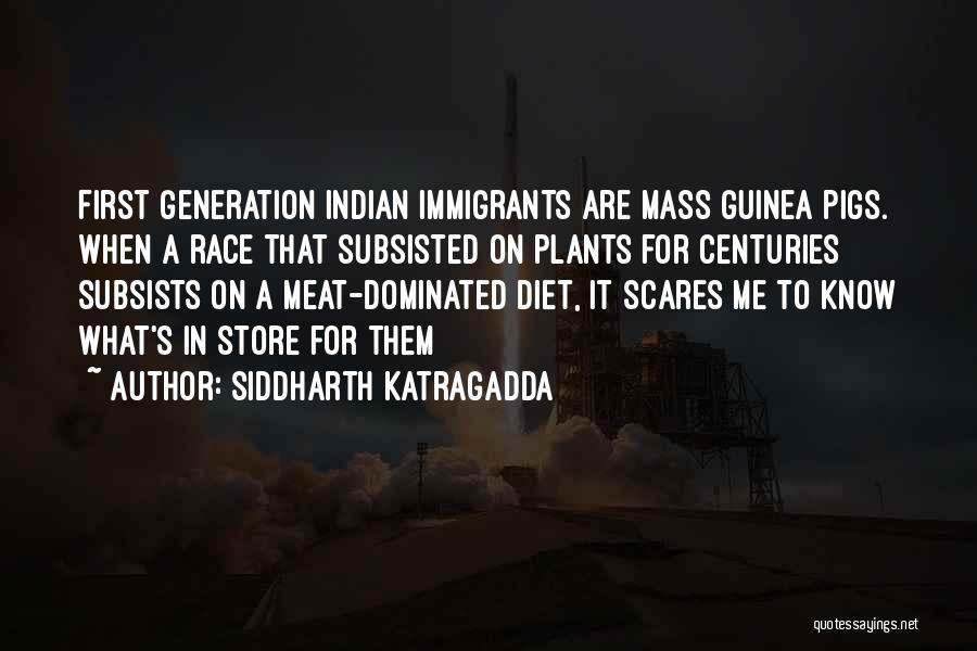 Guinea Quotes By Siddharth Katragadda