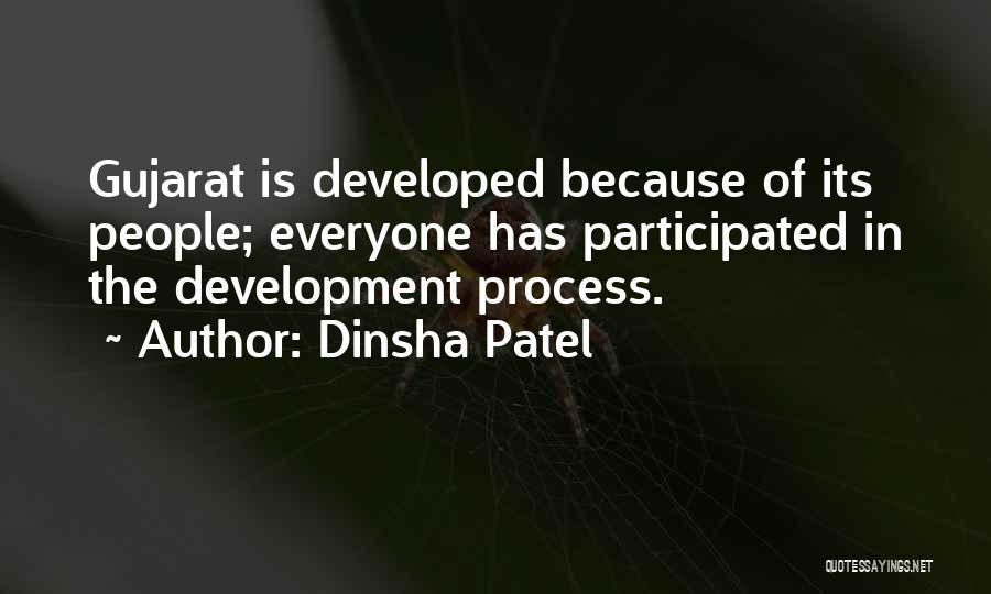 Gujarat Quotes By Dinsha Patel