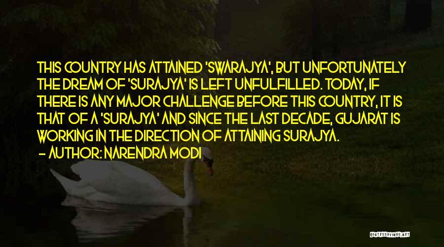 Gujarat Quotes By Narendra Modi