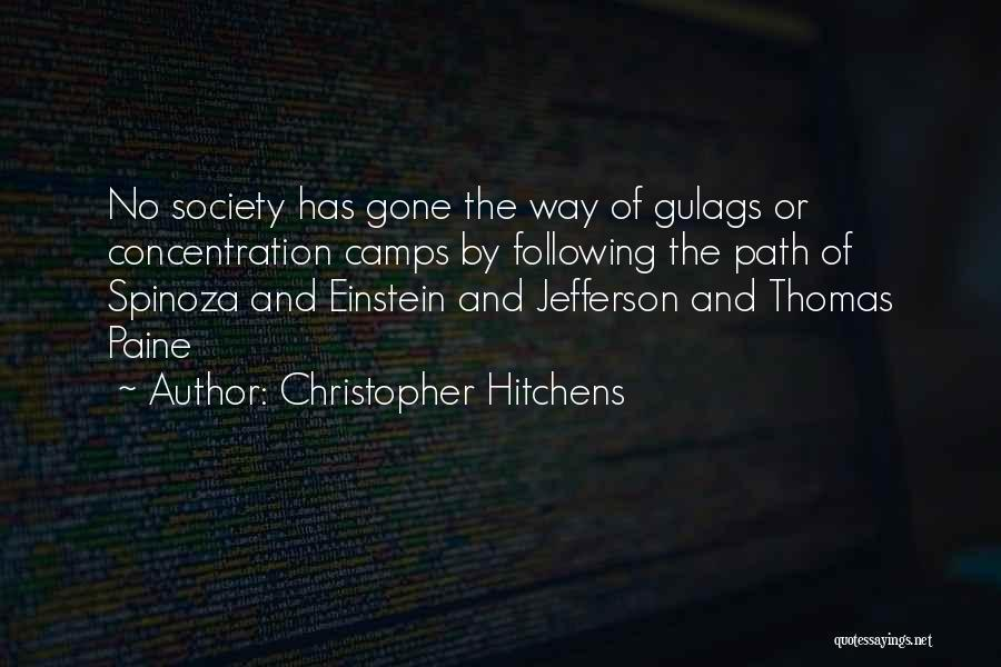 Gulags Quotes By Christopher Hitchens