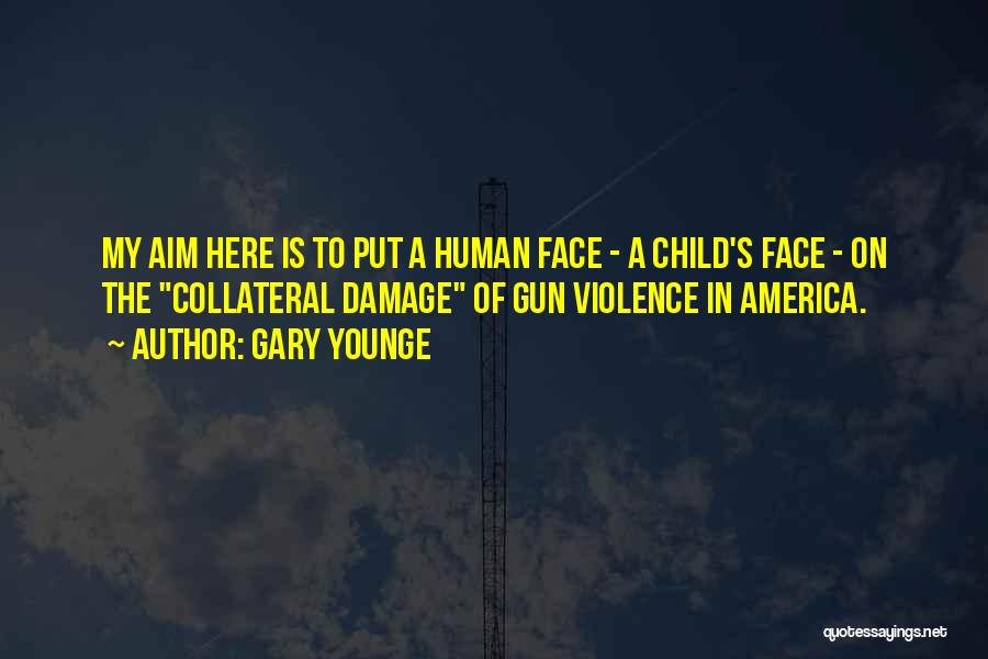 Gun Violence Quotes By Gary Younge