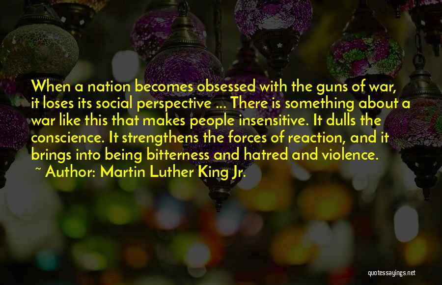 Gun Violence Quotes By Martin Luther King Jr.