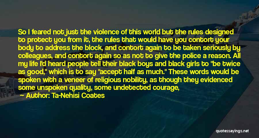 Gun Violence Quotes By Ta-Nehisi Coates