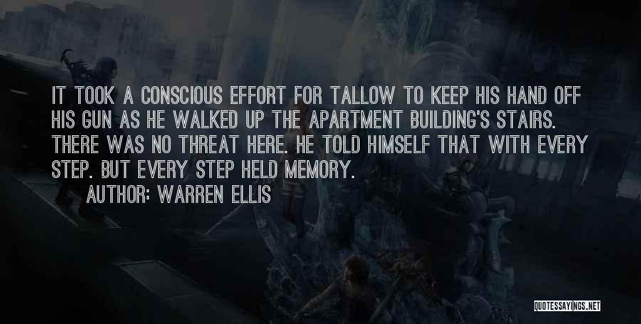 Gun Violence Quotes By Warren Ellis