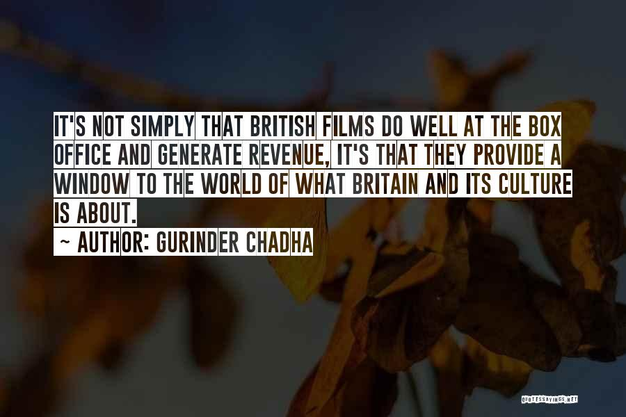 Gurinder Chadha Quotes 2252818