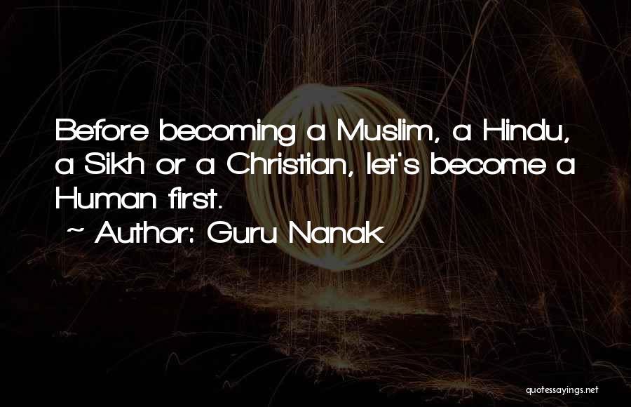Guru Sikh Quotes By Guru Nanak