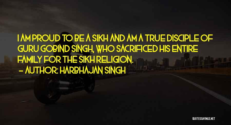 Guru Sikh Quotes By Harbhajan Singh