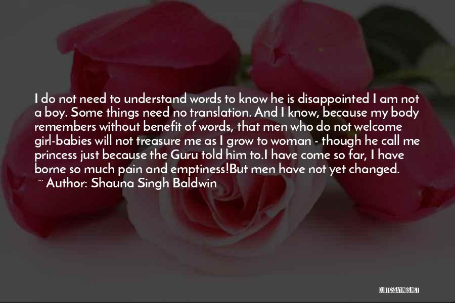 Guru Sikh Quotes By Shauna Singh Baldwin