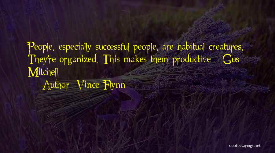 Gus Gus Quotes By Vince Flynn