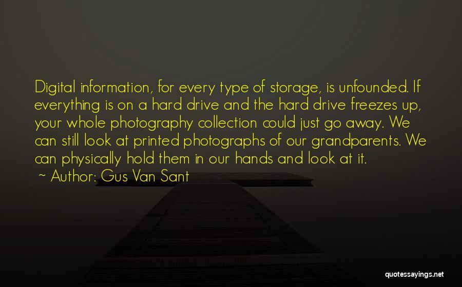 Gus Van Sant Quotes 1074364
