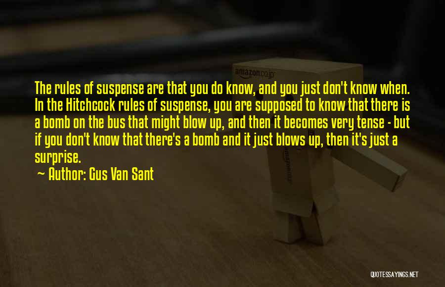 Gus Van Sant Quotes 1235184