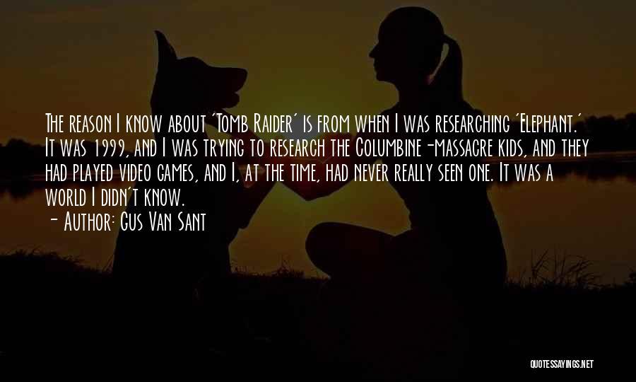 Gus Van Sant Quotes 1242631