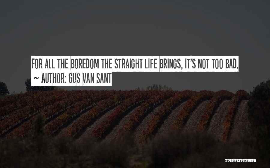 Gus Van Sant Quotes 1436651
