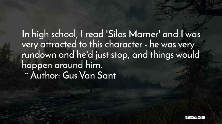 Gus Van Sant Quotes 1652351
