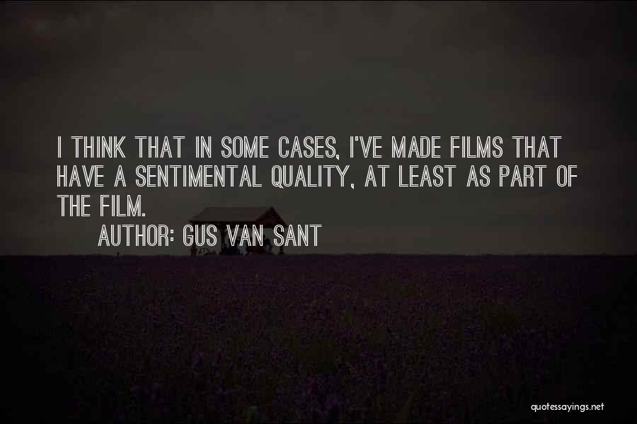 Gus Van Sant Quotes 1881357
