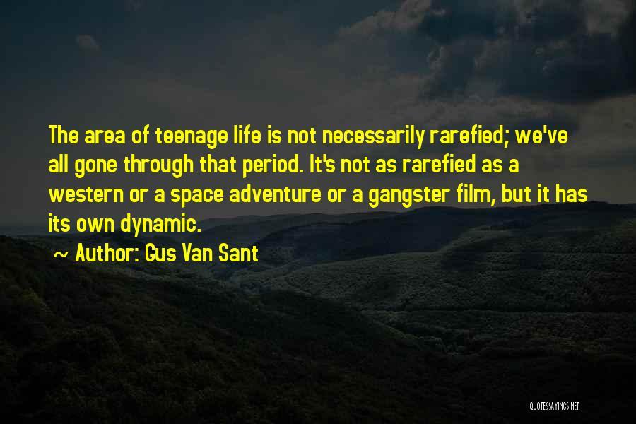 Gus Van Sant Quotes 1932096