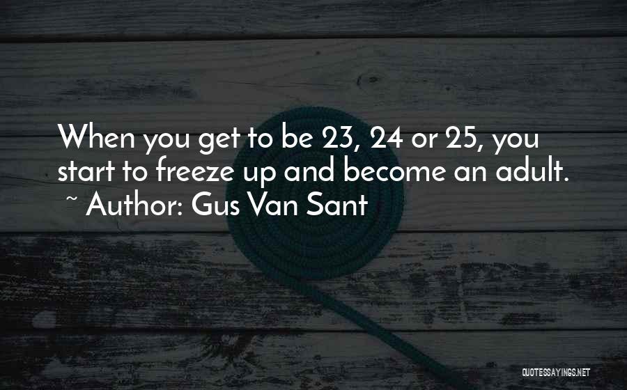 Gus Van Sant Quotes 932019