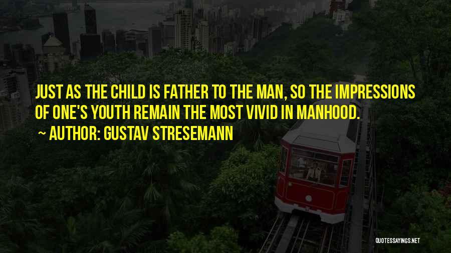 Gustav Stresemann Quotes 1552048