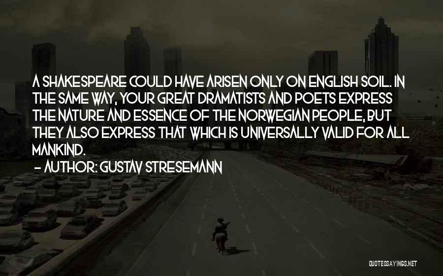 Gustav Stresemann Quotes 1579845