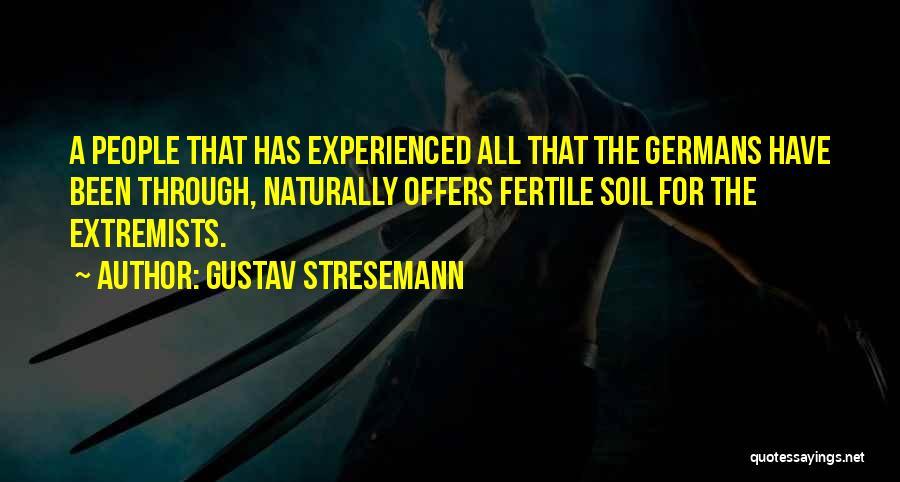 Gustav Stresemann Quotes 1890756