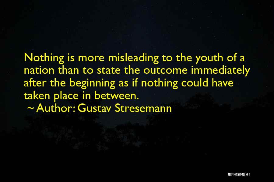 Gustav Stresemann Quotes 2024870