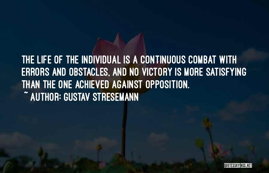 Gustav Stresemann Quotes 2094775