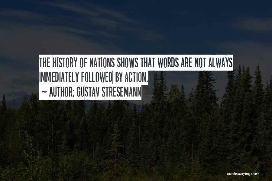 Gustav Stresemann Quotes 2248961