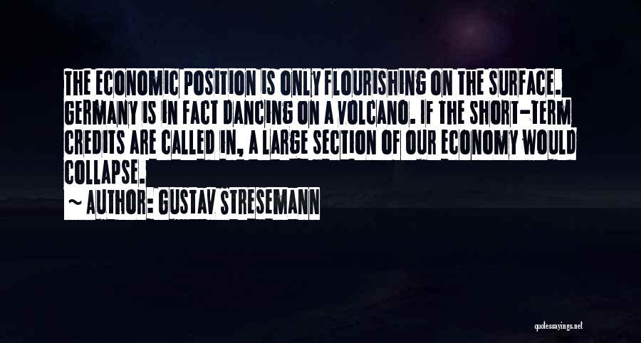 Gustav Stresemann Quotes 378339