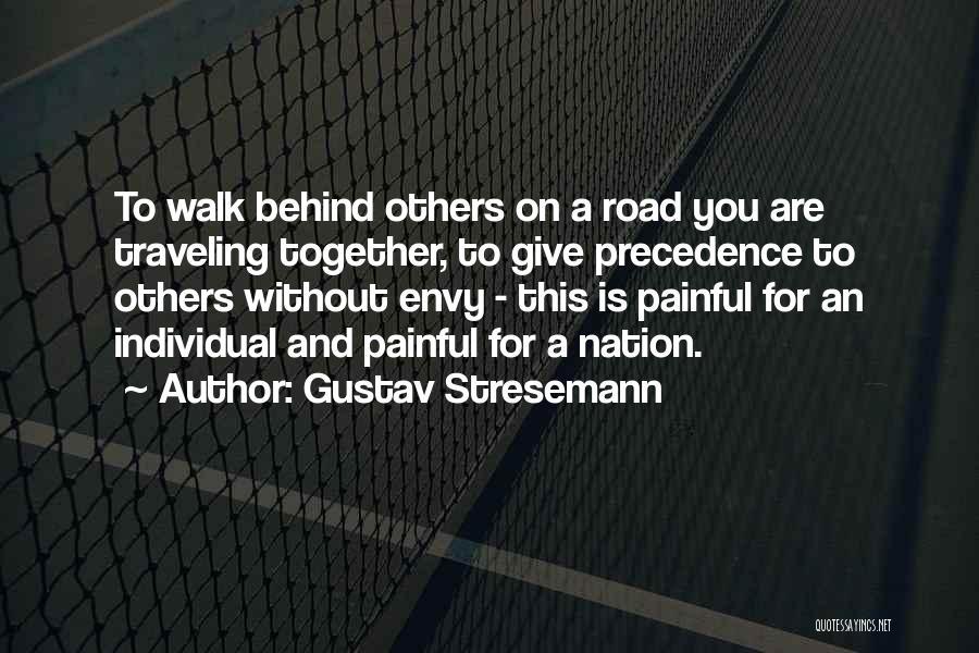 Gustav Stresemann Quotes 397533