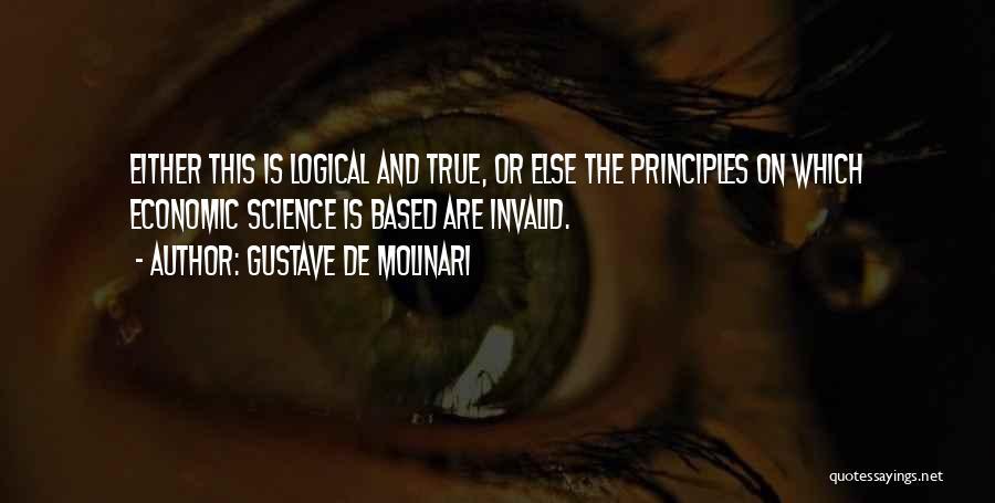Gustave Molinari Quotes By Gustave De Molinari