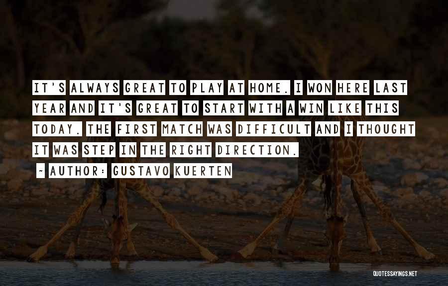 Gustavo Kuerten Quotes 278769