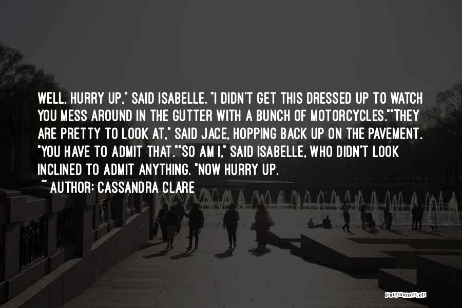 Gutter Quotes By Cassandra Clare