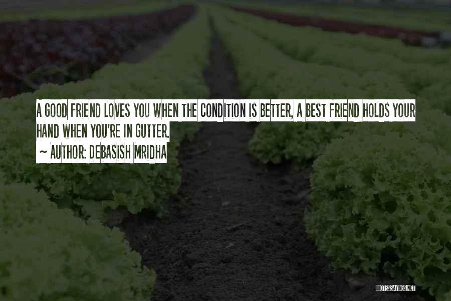 Gutter Quotes By Debasish Mridha
