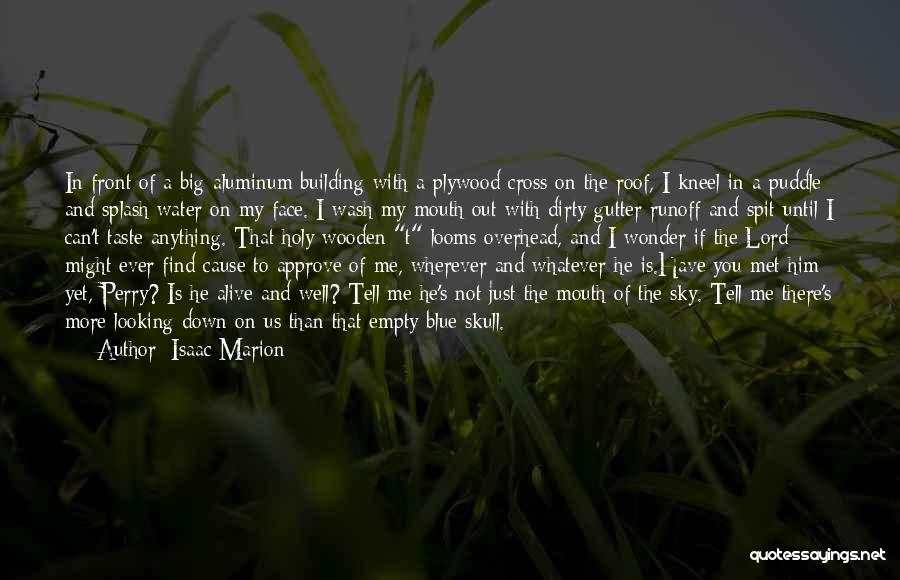 Gutter Quotes By Isaac Marion