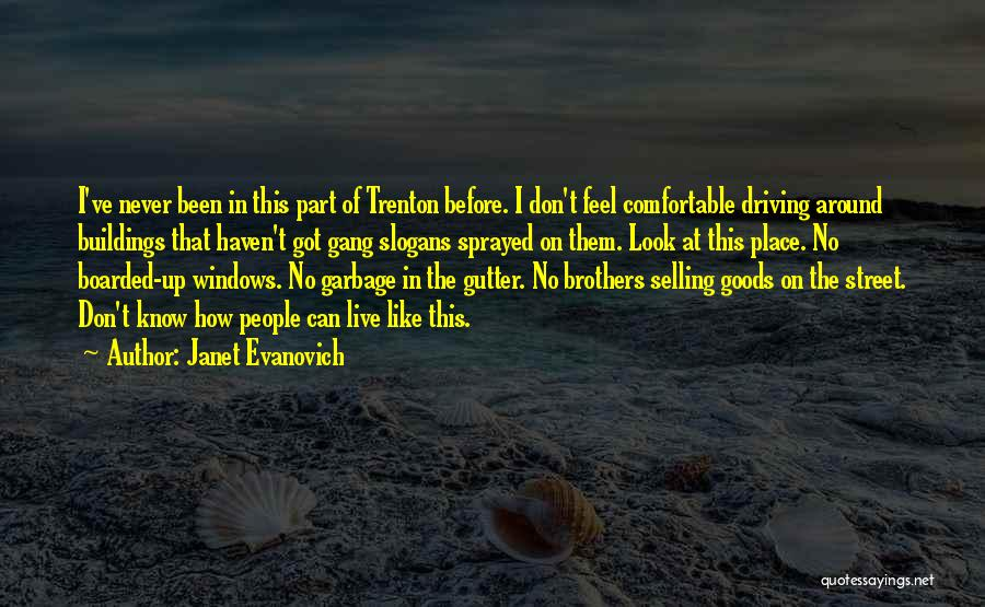 Gutter Quotes By Janet Evanovich