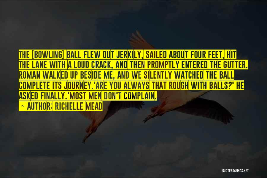 Gutter Quotes By Richelle Mead