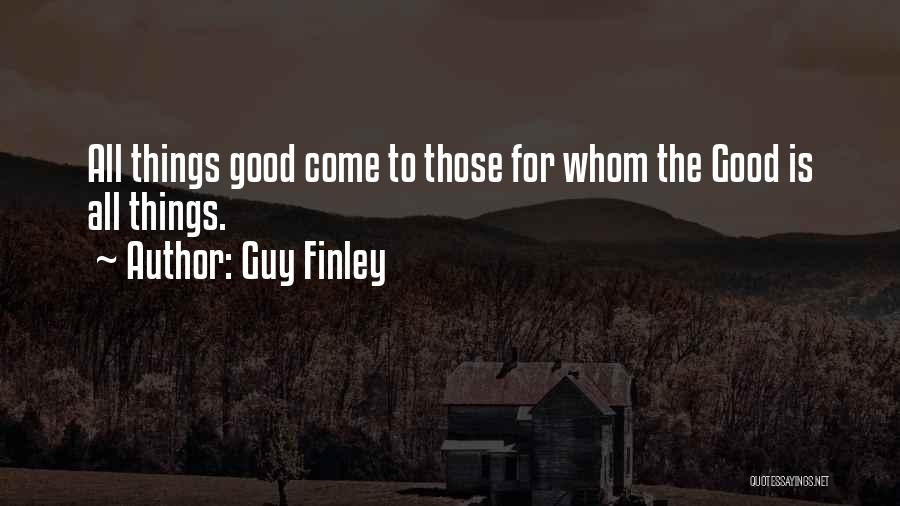 Guy Finley Quotes 104366