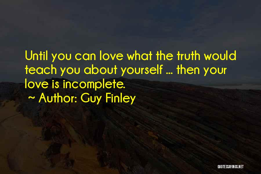 Guy Finley Quotes 1718101