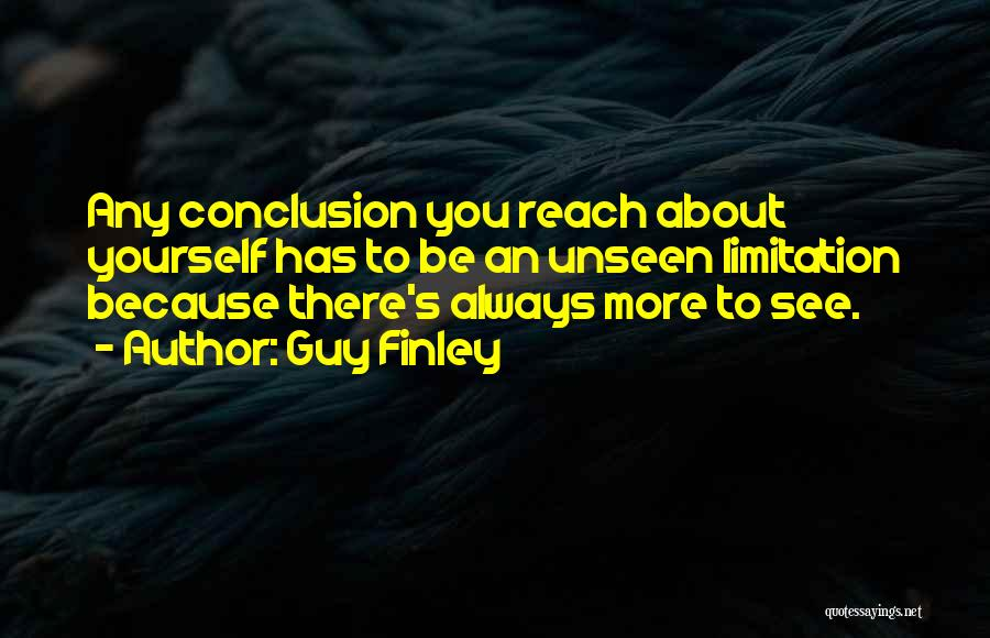 Guy Finley Quotes 749343
