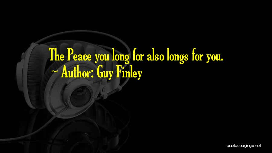 Guy Finley Quotes 864355
