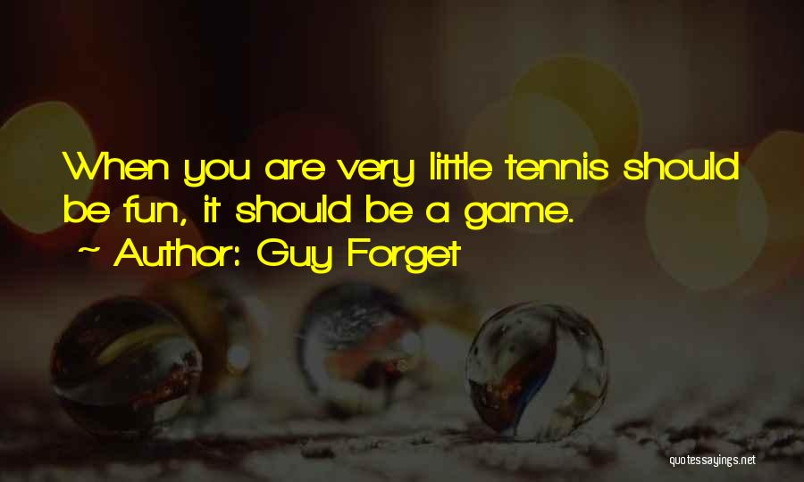 Guy Forget Quotes 1703702