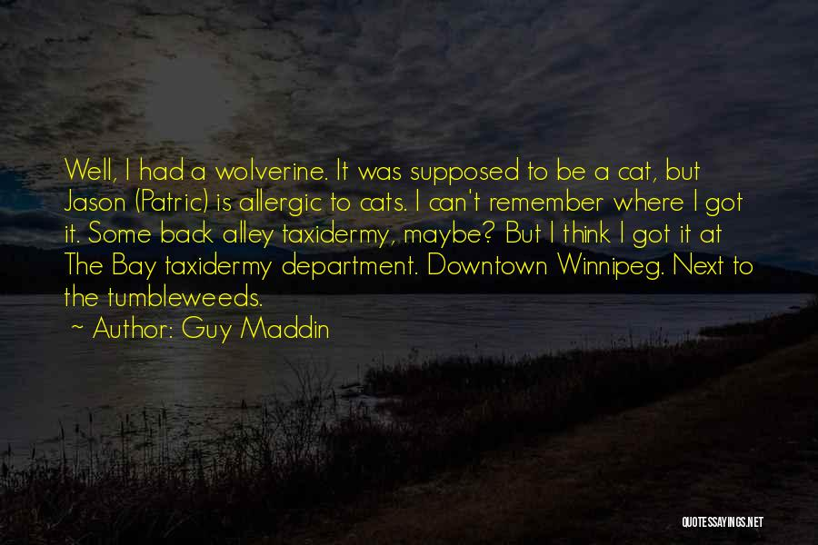 Guy Maddin Quotes 1411155