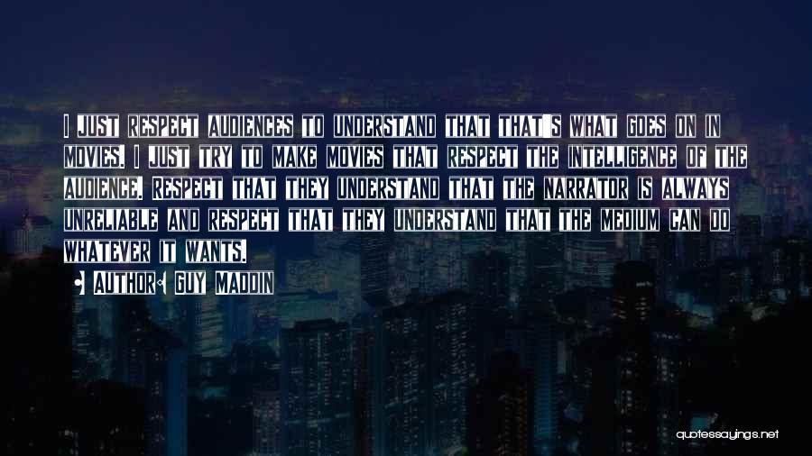 Guy Maddin Quotes 1888618