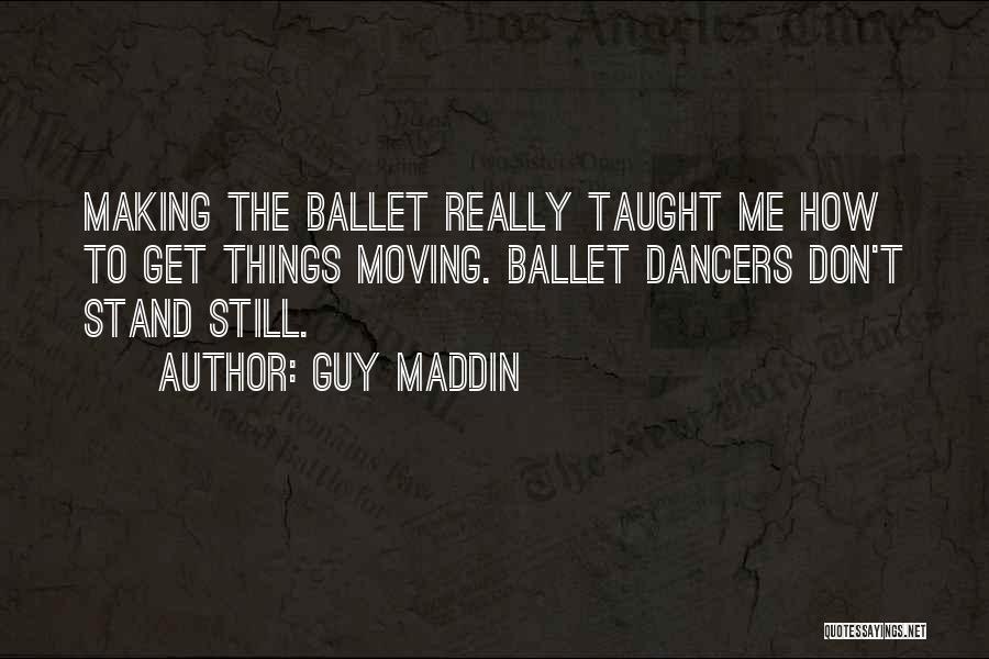 Guy Maddin Quotes 1991494