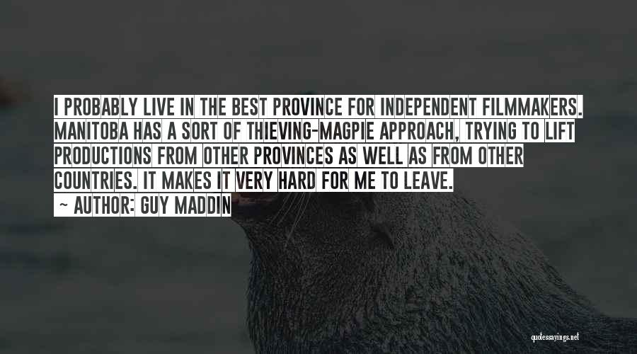 Guy Maddin Quotes 372556