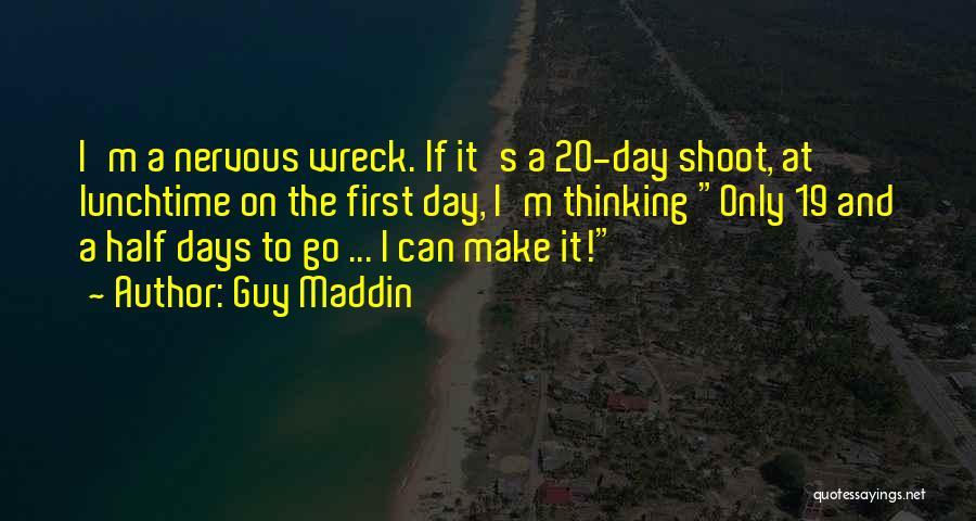 Guy Maddin Quotes 763797
