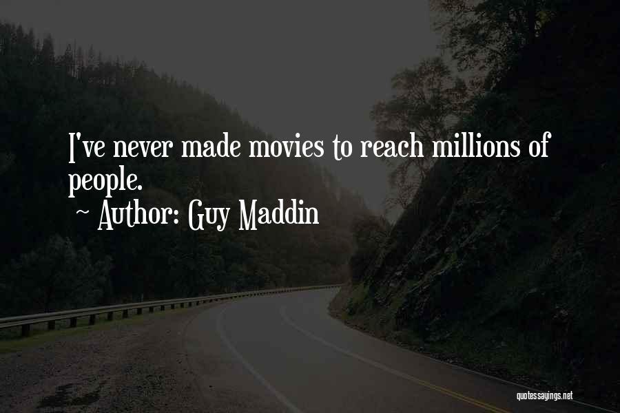 Guy Maddin Quotes 815420