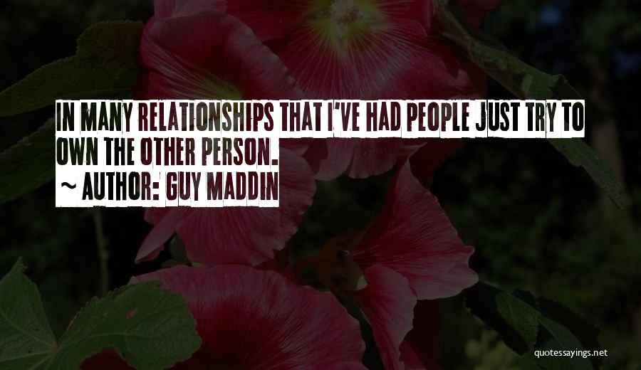 Guy Maddin Quotes 972498