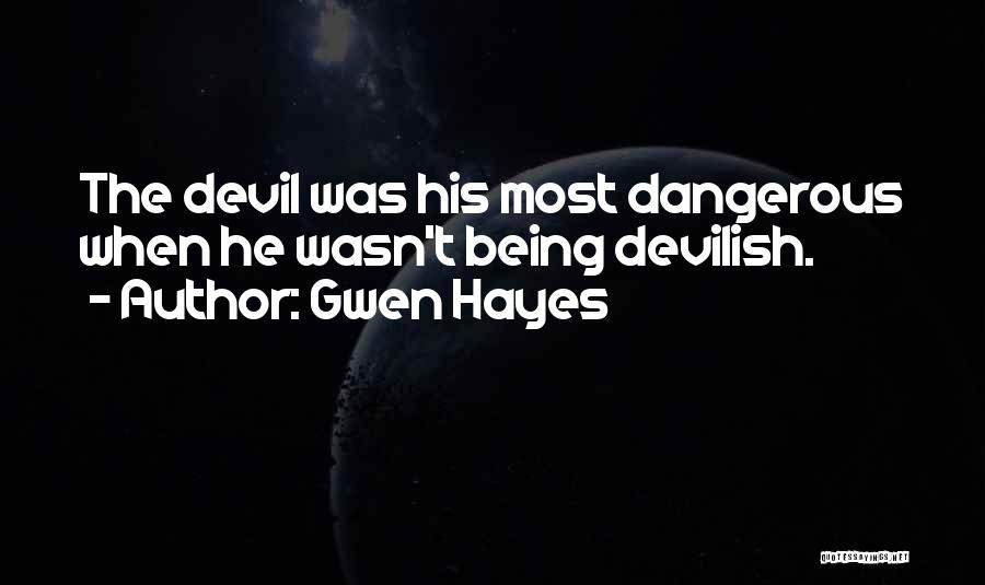 Gwen Hayes Quotes 1215065